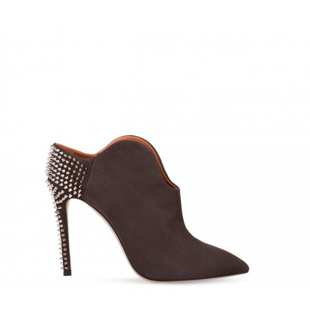 Ankle Boots with Pins